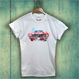 American Muscle Printed T-Shirt - SPO007