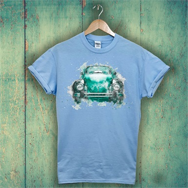 Beetle Printed T-Shirt