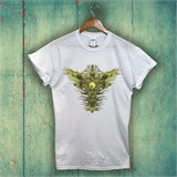 Corrupted Cross Mens T-Shirt - ABS037