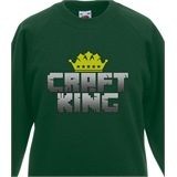 Craft King Kids Printed Sweatshirt - KID018SW