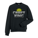 Craft King Mens Printed Sweatshirt - FUN018SW