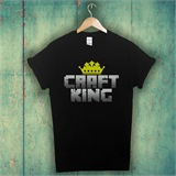 Craft King Printed T-Shirt - FUN018