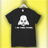 Dad Vader - Fathers Day Limited Tee - ABS059