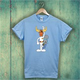 Danger Moose Printed T-Shirt - MAS003