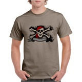 Dead Men Tell No Tales Printed T-Shirt - ABS018