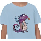 Dragonfire Kids T-Shirt - KID002