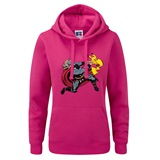 I Choose You! Ladies Printed Hoody - MAS004LSW