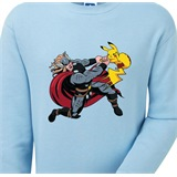 I Choose You Mens Printed Sweatshirt - MAS004SW