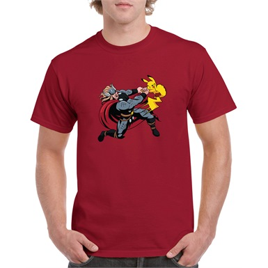 I Choose You Printed T-Shirt