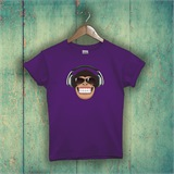 Monkey Kids T-Shirt - KID010