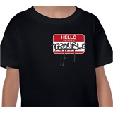 My Name Is Printed Kids T-Shirt - KID005