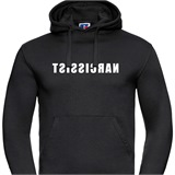 Narcissist Mens Printed Hoodie - FUN033MH