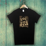 Punk Rock Printed T-Shirt - MUS003