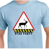 Stag Party Printed T-Shirt - EVE001