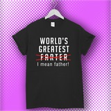 The Farter - Fathers Day Limited Tee - ABS061