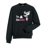 The Godpanther Mens Printed Sweatshirt - MAS006SW