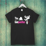 The GodPanther Printed T-Shirt - MAS006