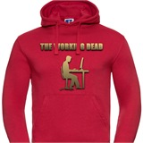 The Working Dead Mens Printed Hoodie - FUN037MH