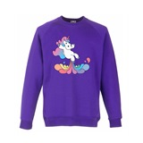 Unifart Kids Printed Sweatshirt - KID009SW