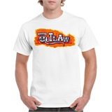 Wanted Outlaw Printed T-Shirt - ABS007